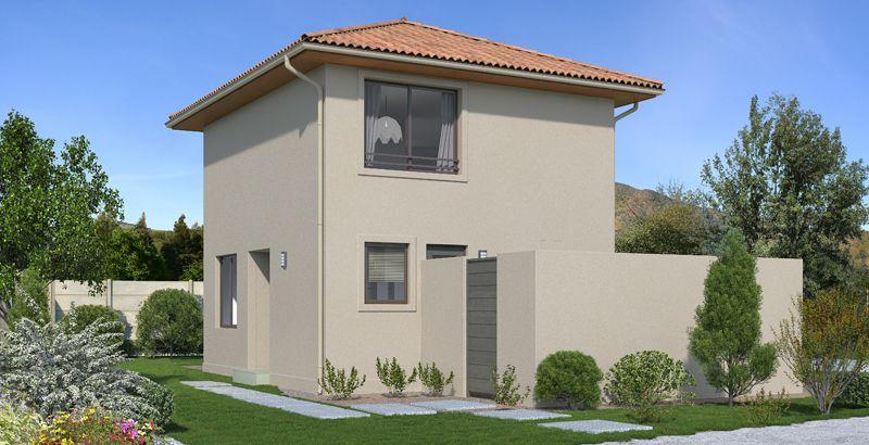 Venta de proyecto ra l bitran parcela 319 colonia pampa for Inmobiliaria la casa