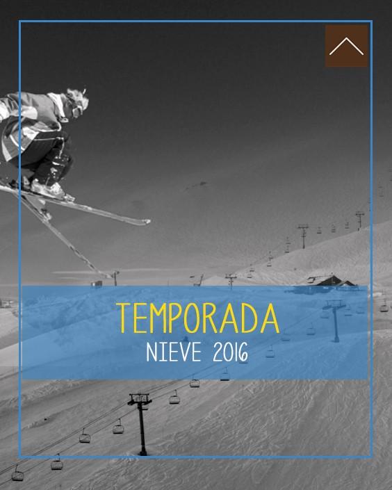 Temporada Nieve 2016