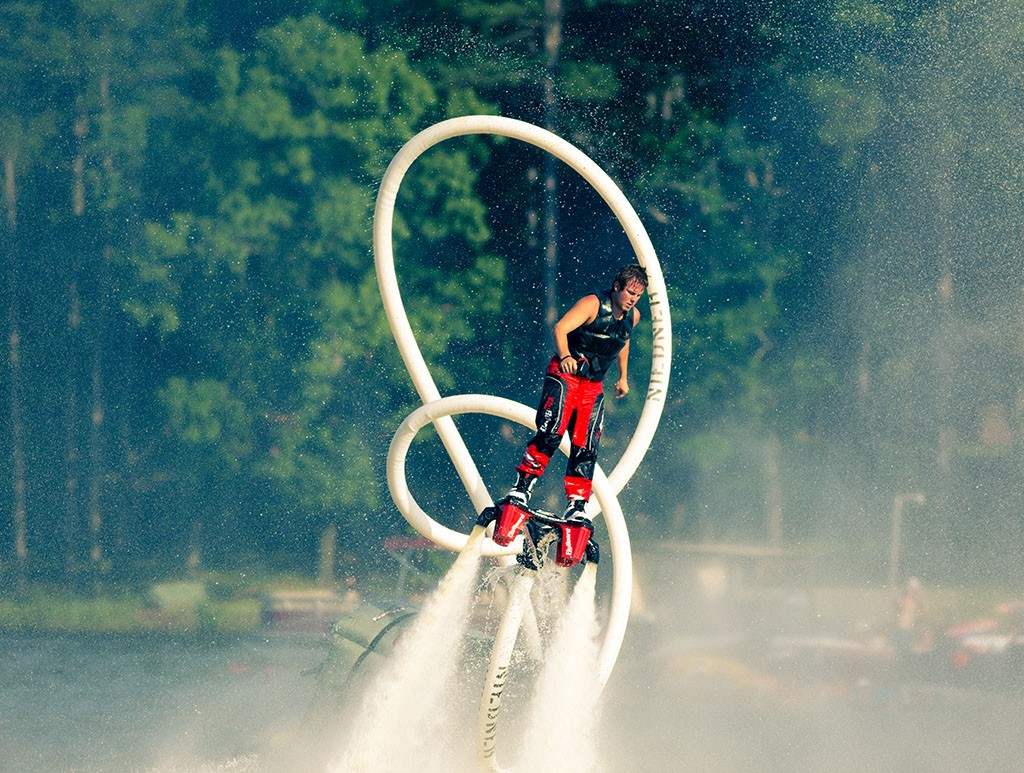 Flyboard Chile
