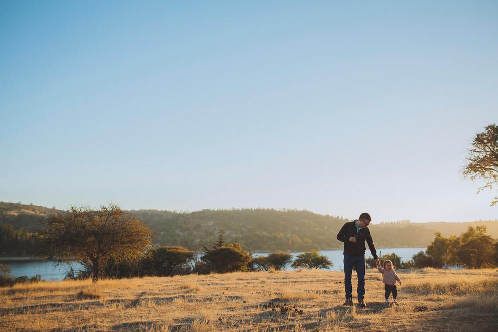 El Lago Rapel es un lugar ideal para vacacionar en familia.