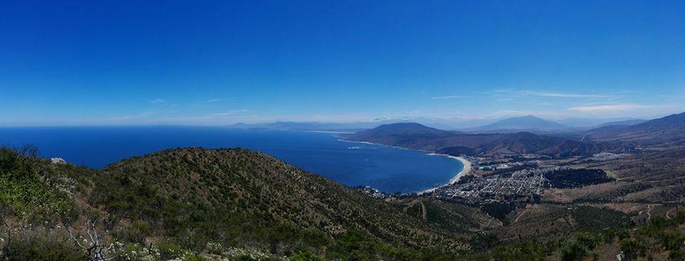vista-cerros-papudo-trekking
